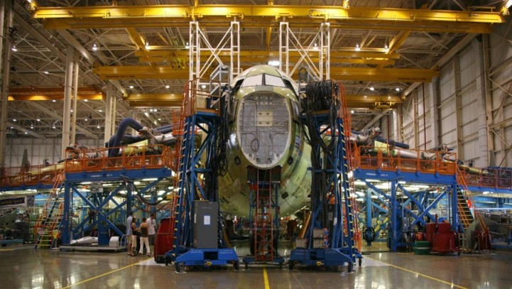 142 Million of Aerospace Investment for Baja California