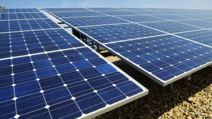 Photovoltaic panels for companies in Mexicali