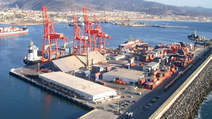New crane will arrive to Ensenada International Terminal
