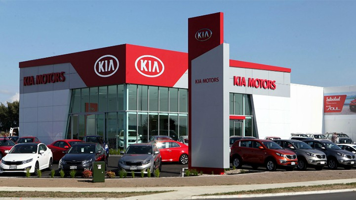 KIA  to more than double dealerships in Mexico