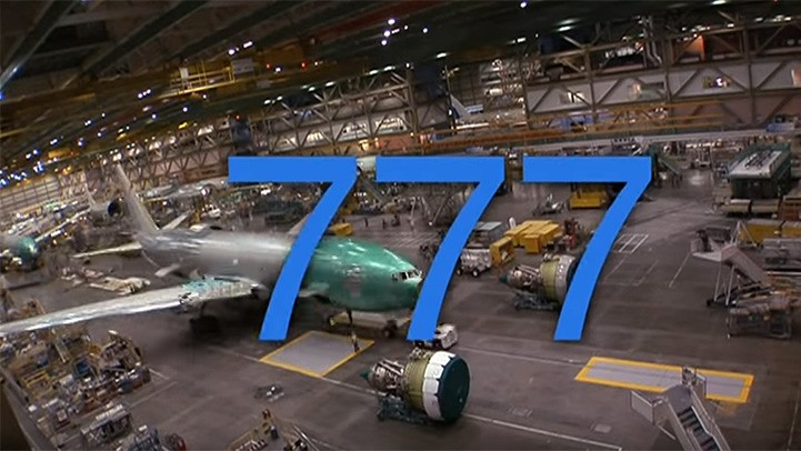 Video: Making the Boeing 777-300ER