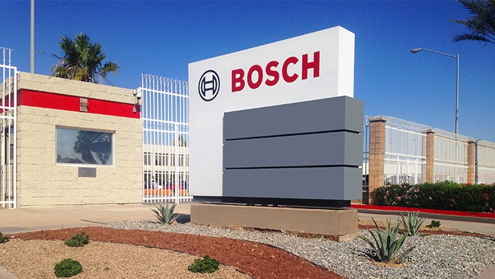 Bosch Mexicali facility reduces water consumption in desert climate
