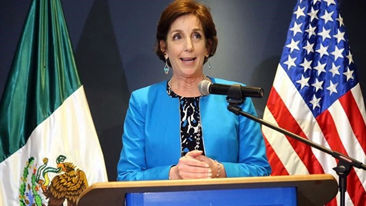 Roberta Jacobson, new U.S. Ambassador to Mexico