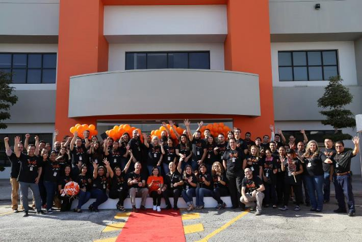 Rockwell Collins Mexicali Announces Expansion and Hires Its 1000th Associate 3