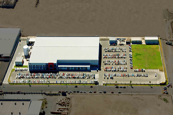 mailchimp Rockwell Collins EEMSA 50th anniversary in Mexicali - PIMSA Industrial Parks in Mexico 2