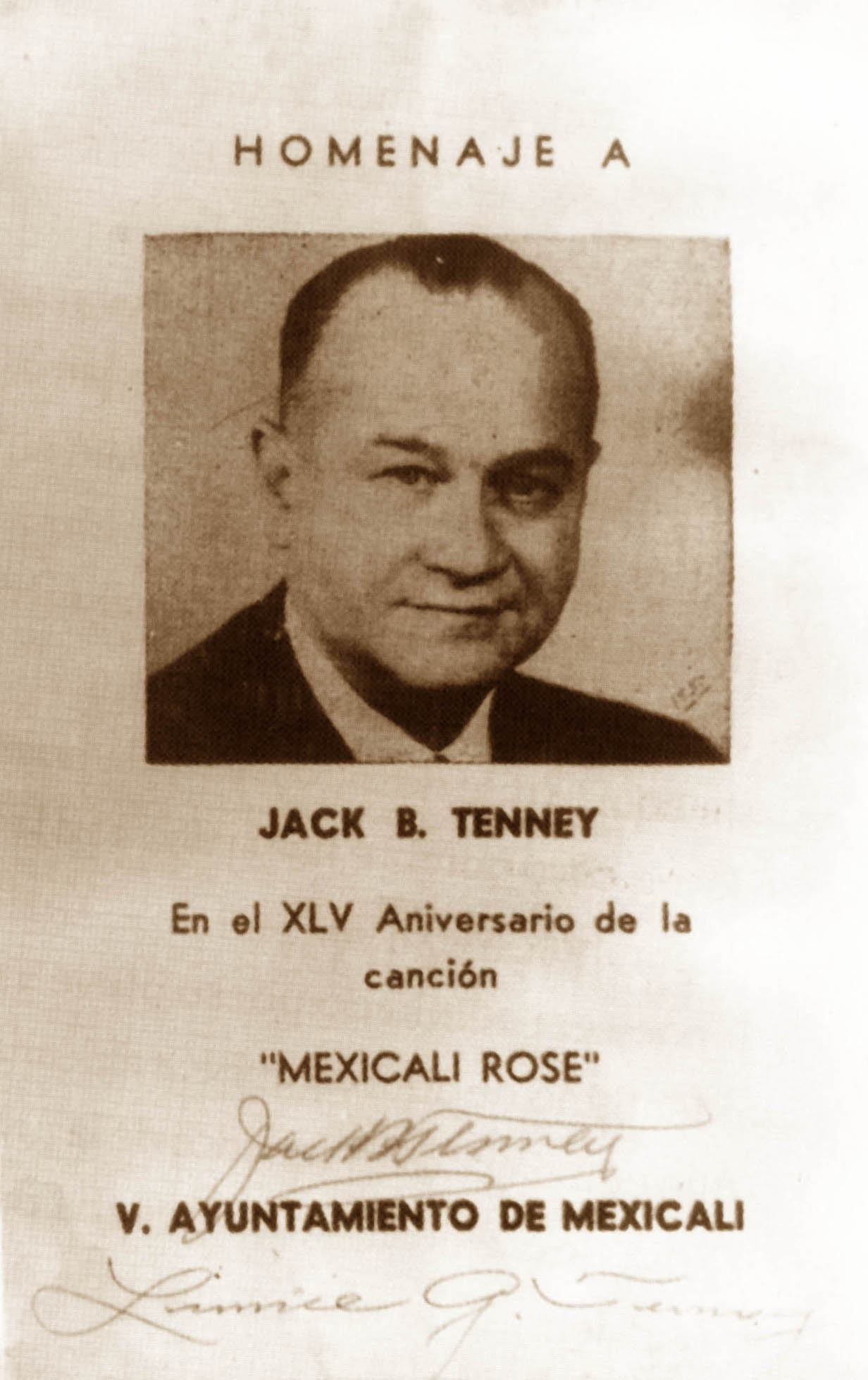 Jack B. Tenney - PIMSA Industrial Parks in Mexico 2