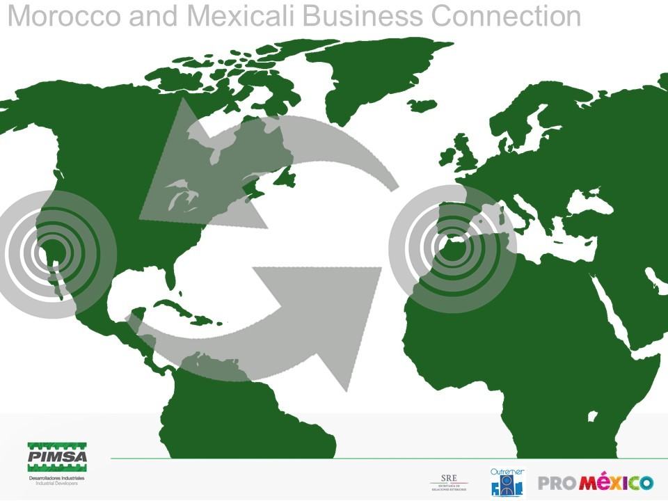 Morocco PM - PIMSA Industrial Parks in Mexico 2