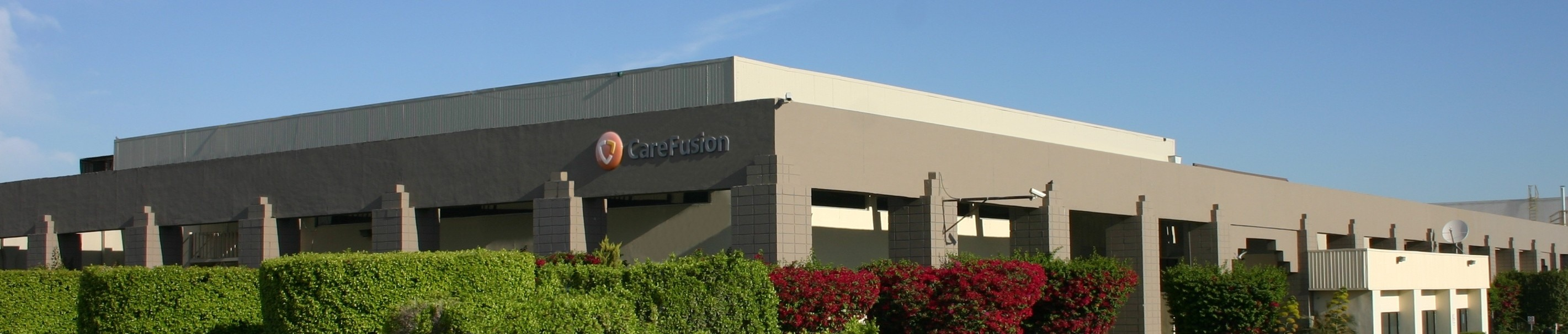 Carefusion Becton Dickinson - PIMSA INDUSTRIAL PARKS IN MEXICO