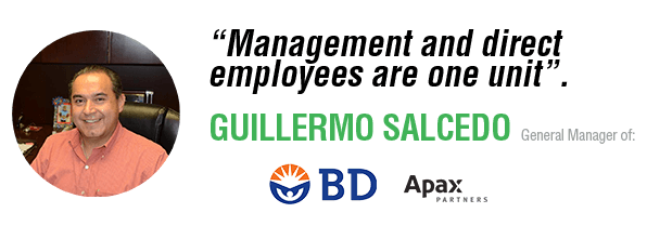 General Manager - Guillermo Salcedo
