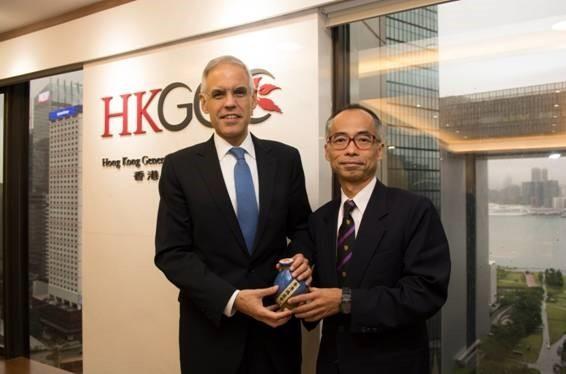 HKGCC & Julian Ventura