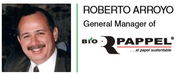 Roberto Arroyo Biopappel