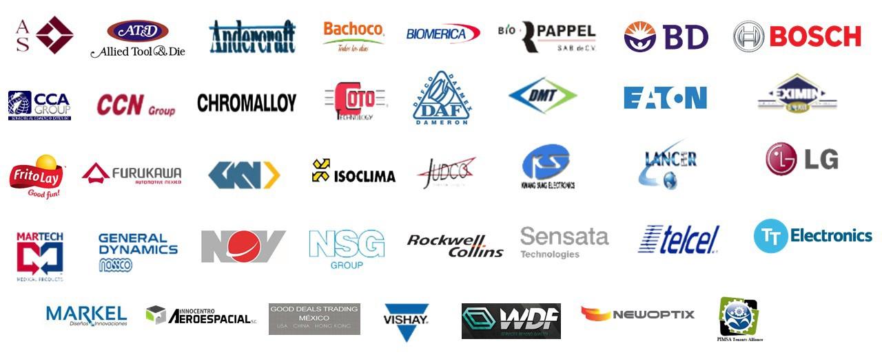 PIMSA companies